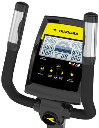 Эллиптический тренажер Diadora